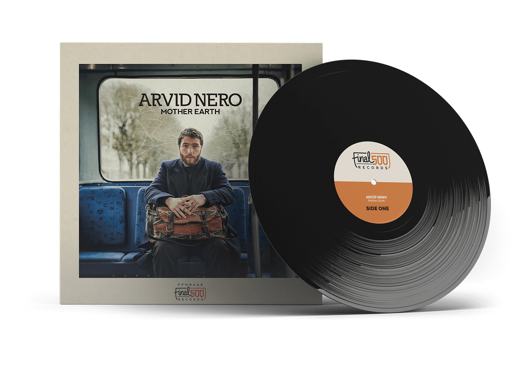 85567aec7bc Arvid Nero – Mother Earth (FFHR008)